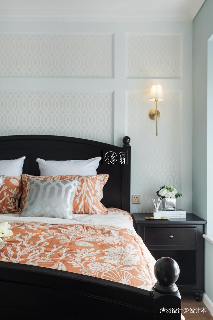 质朴73平混搭三居卧室实拍图卧室潮流混搭卧室设计图片赏析