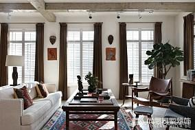 2018精选面积120平别墅客厅混搭实景图片别墅豪宅其他家装装修案例效果图
