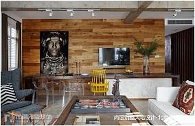 精选139平米混搭别墅休闲区装饰图片大全家装装修案例效果图