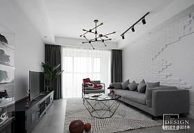 loft风客厅设计图客厅潮流混搭设计图片赏析