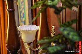 布达拉宫喷泉图片