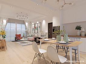 热门三居餐厅宜家装修设计效果图片欣赏