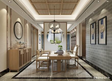 2018精选面积99平中式三居休闲区欣赏图厨房