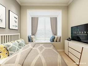 2018小户型卧室北欧欣赏图片