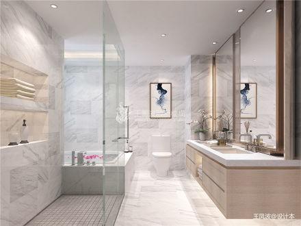 热门130平米新古典别墅卧室实景图片欣赏卧室