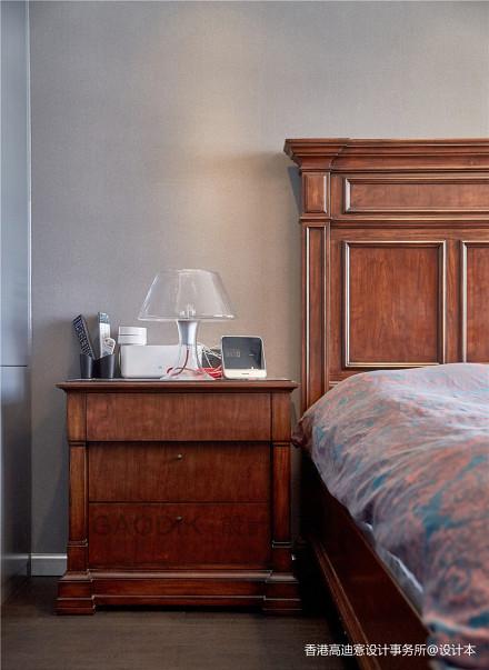 现代感卧室红木家具图卧室