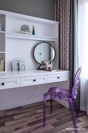 优雅72平北欧二居卧室实景图片二居北欧极简家装装修案例效果图