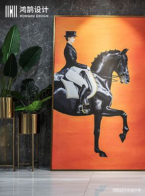 温馨91平现代三居装饰图三居现代简约家装装修案例效果图