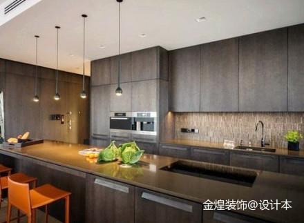 简洁83平简约二居厨房装修案例