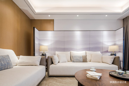 精选112平米四居客厅日式装修图片大全
