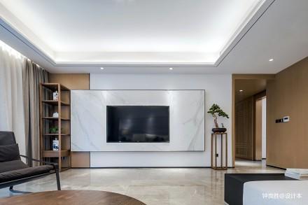 精美138平米四居客厅日式装饰图客厅