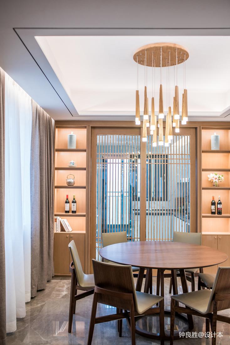 2018精选121平米四居餐厅日式欣赏图片大全厨房日式餐厅设计图片赏析