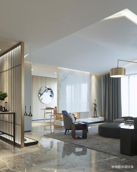 精选137平米四居客厅日式欣赏图