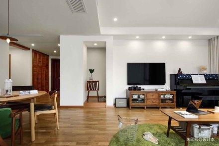 平米四居客厅日式效果图片客厅