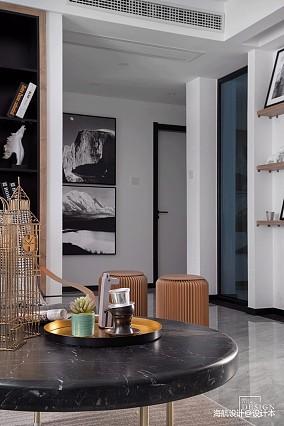 明亮79平现代三居客厅美图