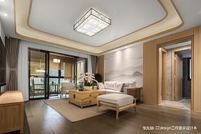 中式客厅背景墙壁纸