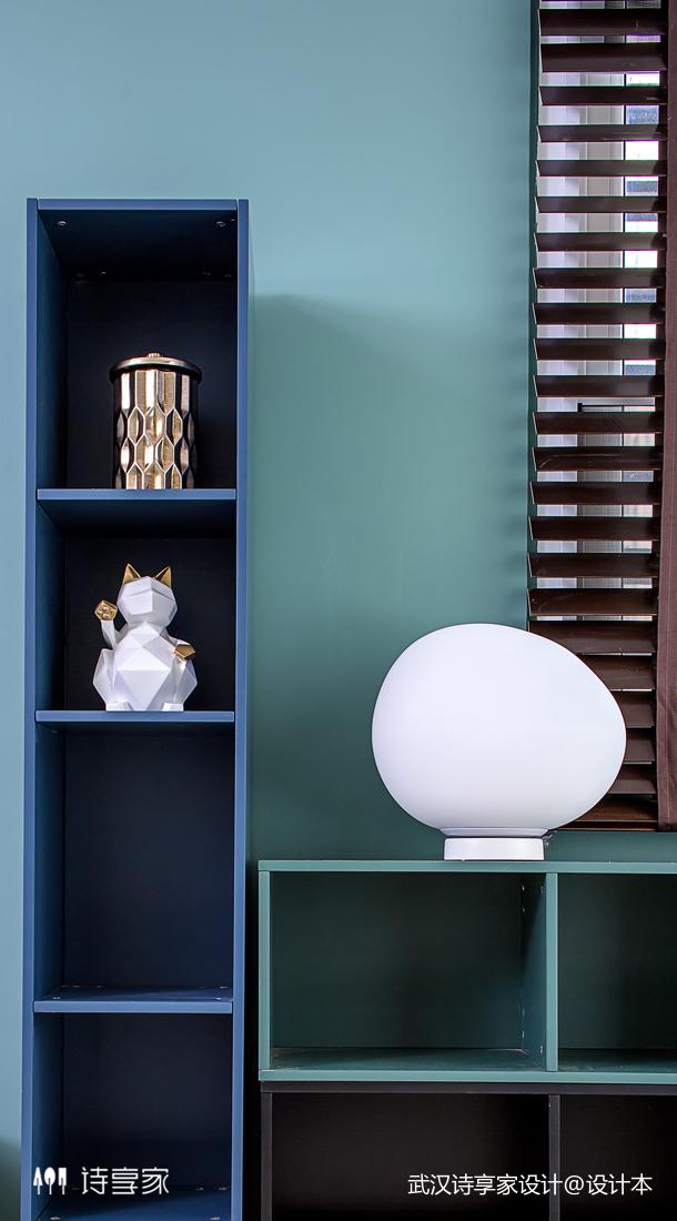 【诗享家出品】这个家把高级灰演绎得如此惊艳卧室5图现代简约卧室设计图片赏析