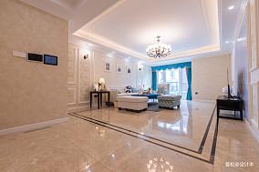 热门美式客厅装饰图片欣赏