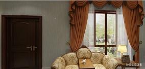 新古典别墅客厅装修设计效果图片欣赏