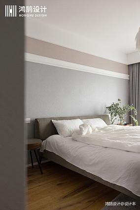 优美86平北欧三居装修图片三居北欧极简家装装修案例效果图
