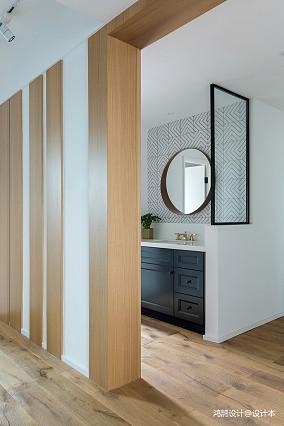华丽92平北欧三居装修设计图三居北欧极简家装装修案例效果图