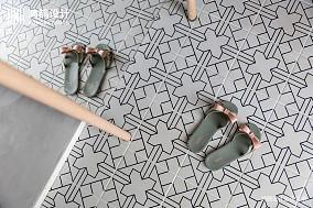 浪漫119平北欧三居装饰图片三居北欧极简家装装修案例效果图