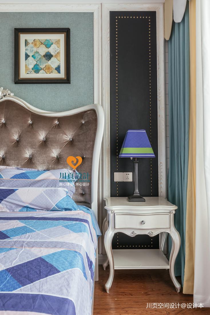 浪漫法式风情精致奢华优雅卧室欧式豪华卧室设计图片赏析