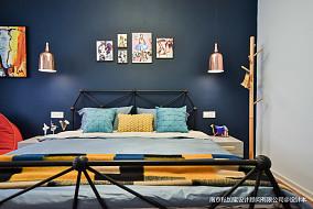 简洁36平混搭小户型卧室装修图卧室潮流混搭设计图片赏析