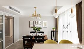 精致101平现代三居装修效果图三居现代简约家装装修案例效果图