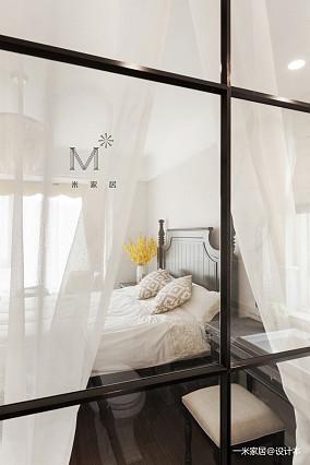 温馨113平现代三居装修图片三居现代简约家装装修案例效果图