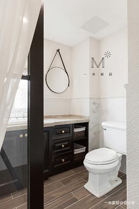 典雅116平现代三居装修装饰图三居现代简约家装装修案例效果图