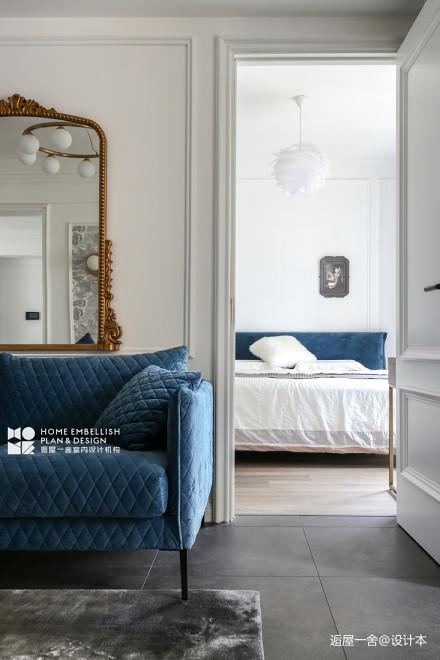 温馨120平混搭三居客厅图片欣赏三居潮流混搭家装装修案例效果图