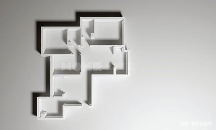 典雅98平混搭三居装修图片
