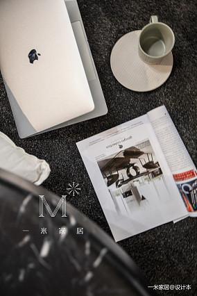 优雅93平北欧三居装饰图片家装装修案例效果图