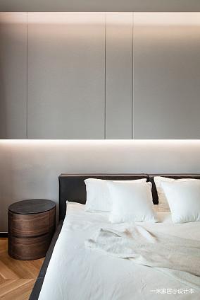 典雅82平北欧三居设计美图三居北欧极简家装装修案例效果图