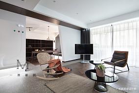 简洁872平现代别墅装饰美图别墅豪宅现代简约家装装修案例效果图