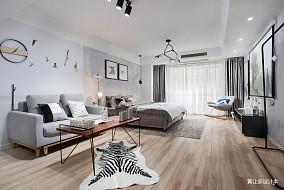 2018精选小户型客厅现代装修欣赏图片