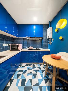 精选小户型厨房现代装修欣赏图餐厅现代简约设计图片赏析