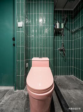 热门小户型卫生间现代效果图卫生间1图现代简约设计图片赏析