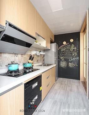 2018精选三居厨房北欧效果图片欣赏