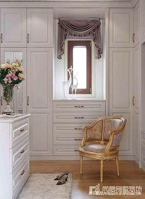 华丽631平中式别墅设计图别墅豪宅中式现代家装装修案例效果图