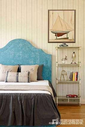 精美中式别墅儿童房装修效果图片欣赏别墅豪宅中式现代家装装修案例效果图