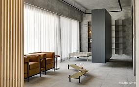2018精选面积118平别墅客厅现代设计效果图