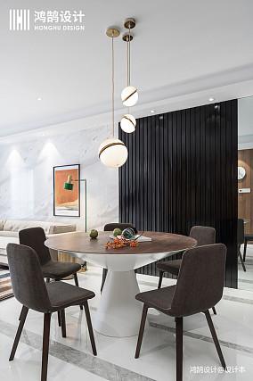 华丽89平现代三居实拍图三居现代简约家装装修案例效果图