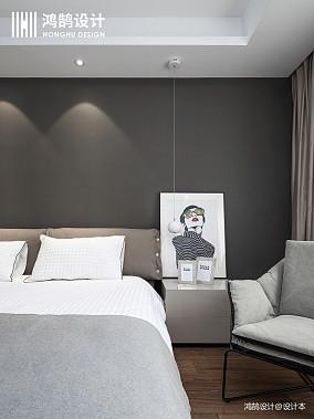 华丽78平现代三居装修图片三居现代简约家装装修案例效果图