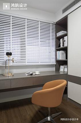 简洁75平现代三居装修设计图三居现代简约家装装修案例效果图