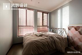 优雅59平简约二居实景图片二居现代简约家装装修案例效果图
