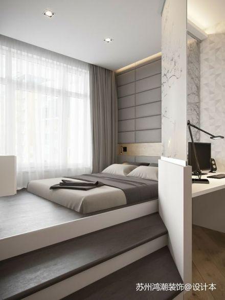 精选日式三居卧室装饰图