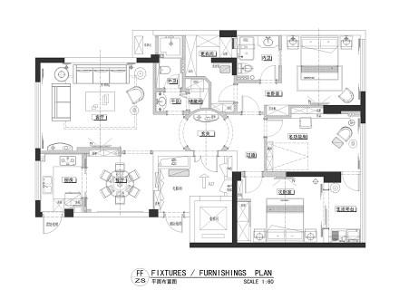 温州格瑞龙设计---《鸟语花香,优雅舒适美式公寓》_3324062