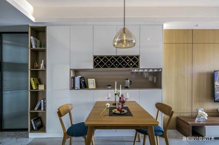 简约风二居餐厅设计厨房